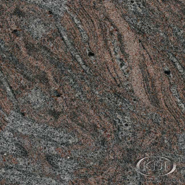 Paradiso Dark Granite - Kitchen Countertop Ideas