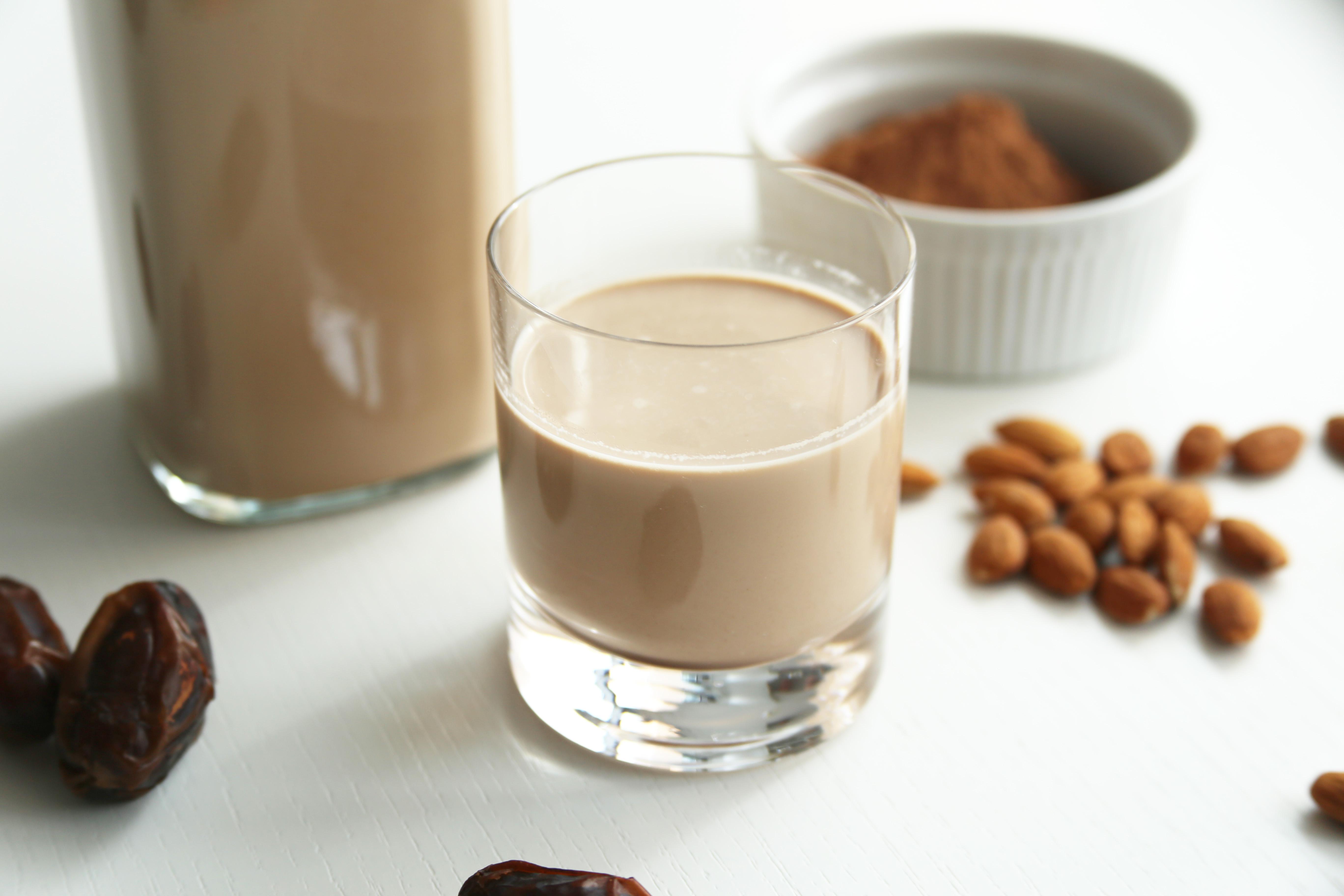 Vegan Chocolate Milk – Kitchen Below Canal
