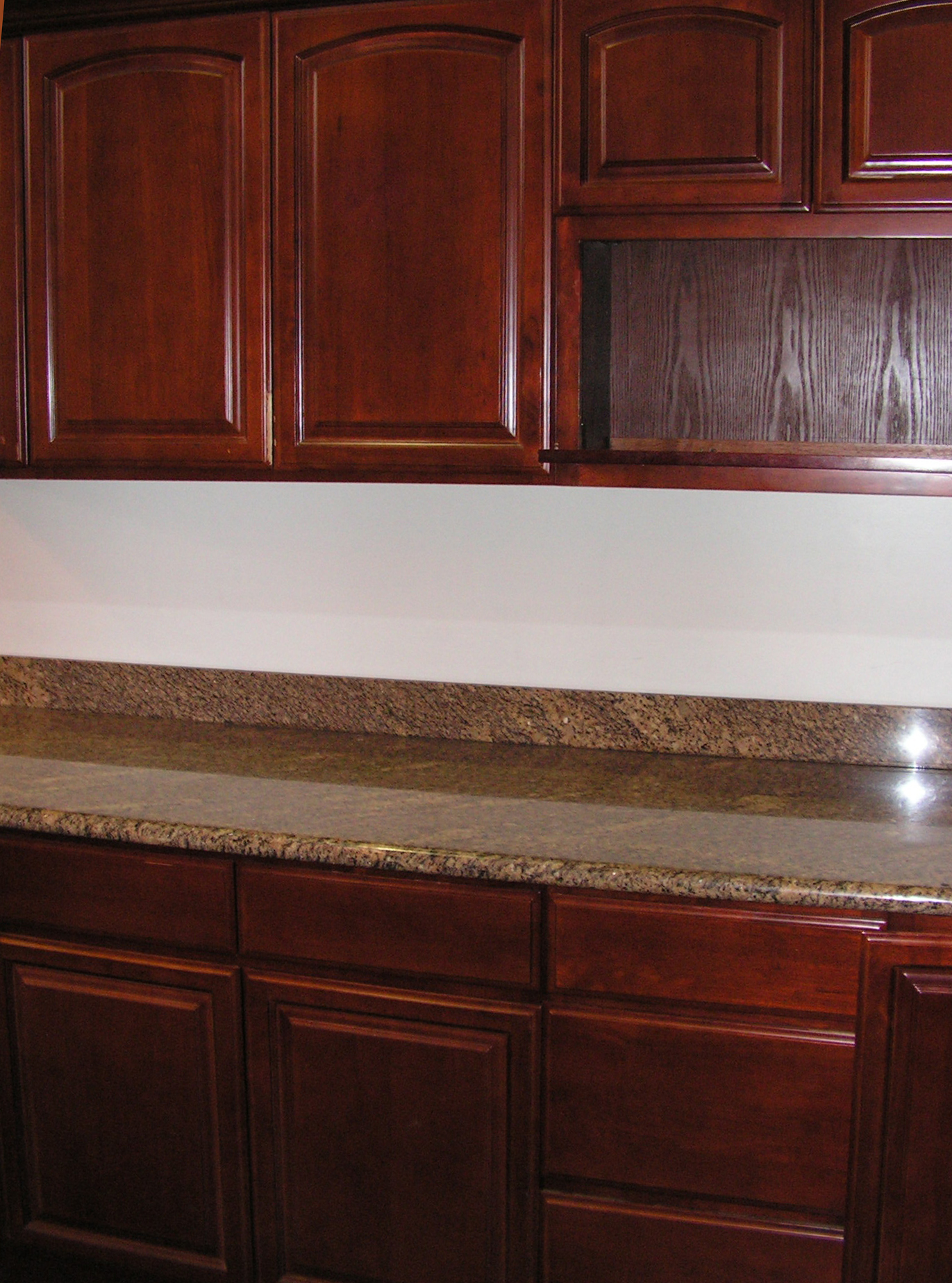 allcabinets oak kitchen cabinets Oak Cherry Wholesale Kitchen Cabinets Cherry Cherry Stained