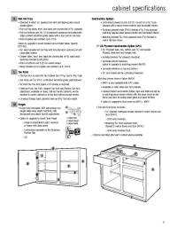 Cabinet Construction Details | Marsh and Mid Continent ...