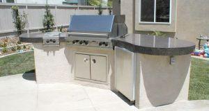 outdoor bbq kitchens