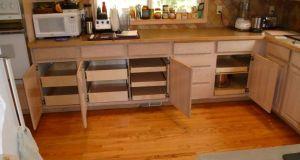 kitchen storage cabinets (2)