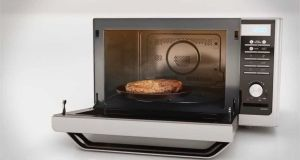 Samsung's new smart oven