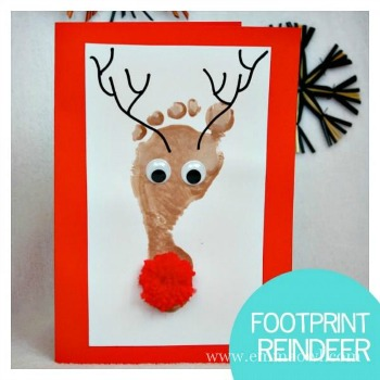 20 Ridiculously Fun Reindeer Crafts for Kids