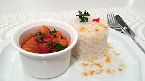 Chicken Tikka Masala - very British