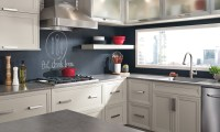 Modern European-Style Kitchen Cabinets  Kitchen Craft