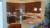 Refaced Kitchen Cabinets Before And After  Wow Blog