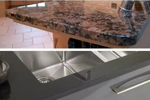 The Differences Between Quartz Worktops & Granite Worktops? - Your