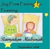 Joy From Fasting To Feasting !!!