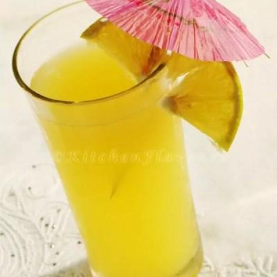 Fresh Mosambi Juice – Homemade