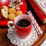 Vegan Hot Chocolate made with Vanilla Flavoured Almond Milk