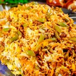 {Ramadan Special} – Persian Lubia Polo by Roxana Begum of 'The Delicious Crescent'