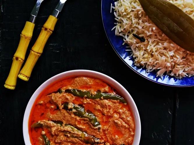 Mirchi ka Salan – Classic Hyderabadi Green Chili Curry Recipe