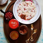 Kodo Millet Curd Rice/Arikelu Doddojanam with Ruchi Magic Pickles
