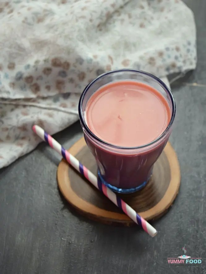 Pink Sunrise Smoothie