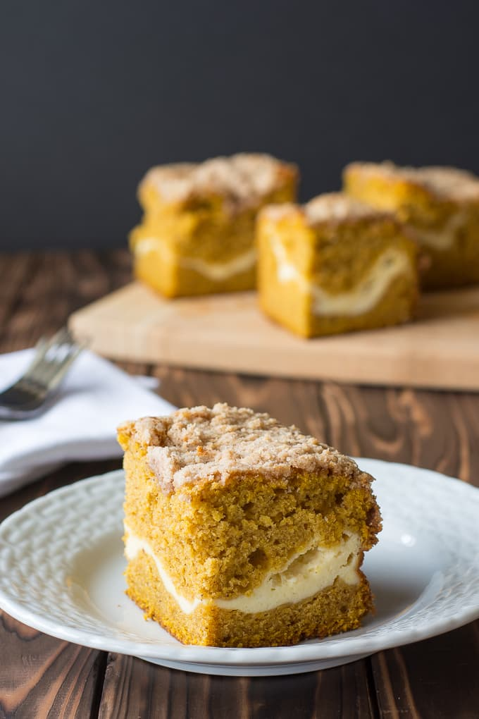 Cream Cheese Coffee Cake I Recipe — Dishmaps
