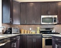 Can I Use Dark Cabinetry in a Small Kitchen?
