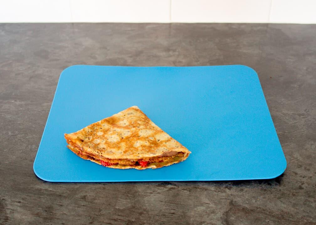 Biscoff Crepes | Nutella Crepes | Breakfast | Pancakes | Strawberries