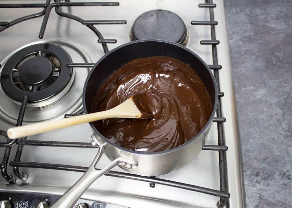 Chocolate Fudge Sauce | Best Ever | Hot Fudge Sauce | Step by Step