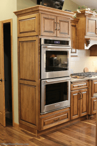 Kitchen Remodel with 3 ovens - Village Home Stores