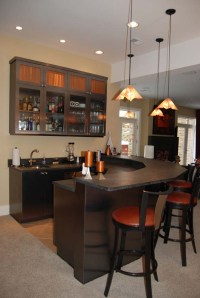 Home Bar Designs And Basement | HomeDesignPictures