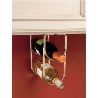 Double Bottle Wine Racks for Fitting Under Cabinet or