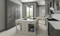 Madison Contemporary Lava & Light Grey|Kitchen Stori