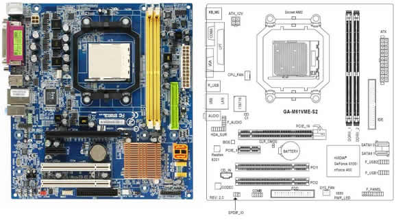 Motherboard Expansion Interfaces