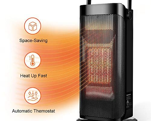 Ceramic Tower Heater Ceramic Space Heater For Office