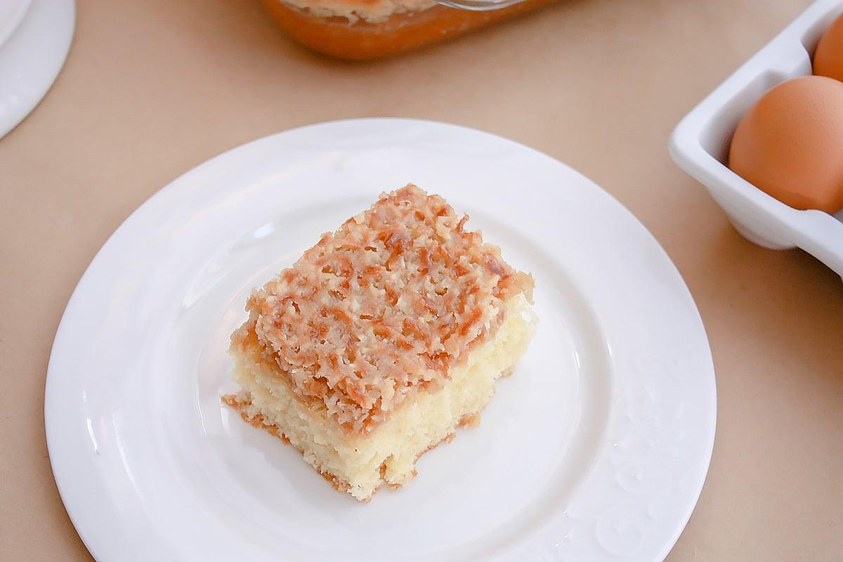 Lazy Cake Recipe Using Nestle