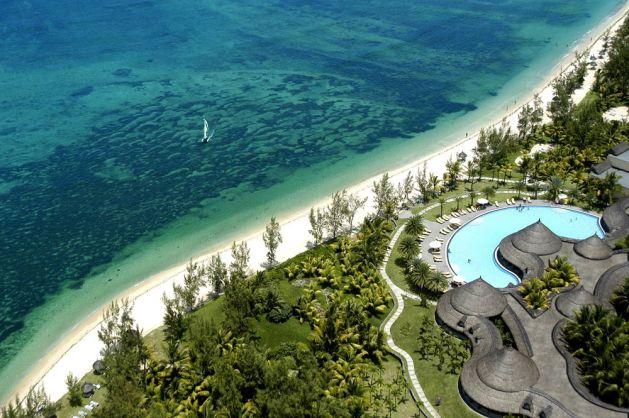 Mauritius Le Morne