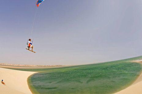 Dune Jump Dakhla