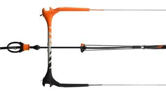 Cabrinha 1X overdrive with recoil bar kitesurfing equipment kitesurfing news kiteworld magazine