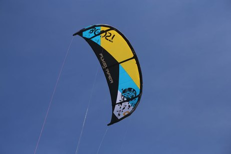 Flysurfer Boost 2015 kite test Kiteworld Magazine Issue #76 2015