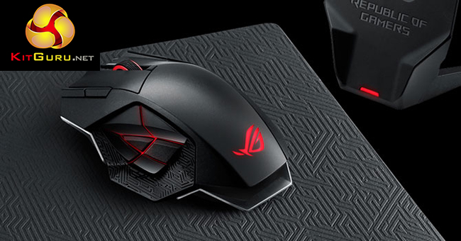 Rog Wallpaper Full Hd Asus Rog Spatha Wireless Gaming Mouse Review Kitguru