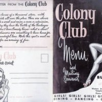 Back When Women Were Women, And A Slab Of Meat Was $4.25