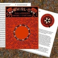 Play Vintage Halloween Fortune Games!