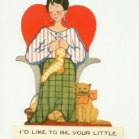 Sexism In Collecting Vintage Valentines