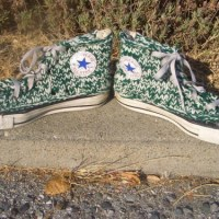 Knit Converse Chuck Taylors Are A Shoe-In, Even With Dogs