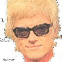 Hey, Heino-Face, You've Got The Look Of Volksmusik