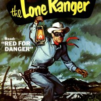 The Lone Ranger: Read For Danger -- Tense Over Homophones