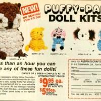 Puffy-Pal Doll Kits