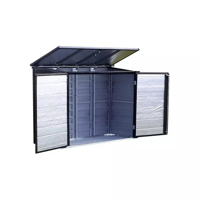 Arrow 6x3 Versa Shed Locking Horizontal Storage Shelter