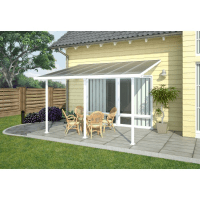 Palram 13x20 Feria Patio Cover Kit - White (HG9220)