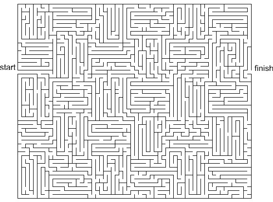 28 Free Printable Mazes for Kids and Adults KittyBabyLove