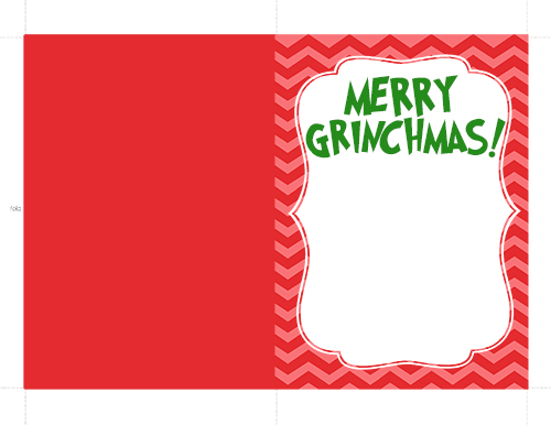 38 Unique Printable Christmas Cards KittyBabyLove