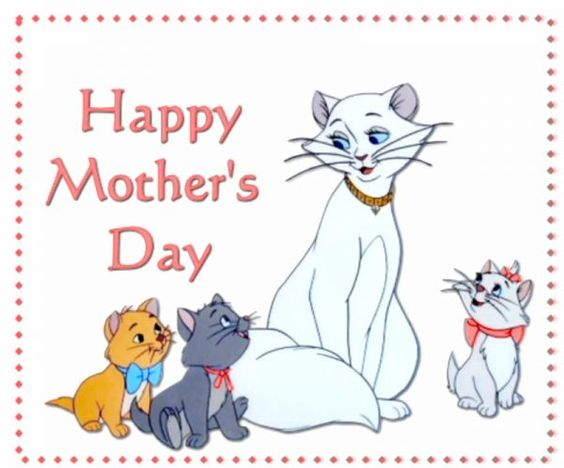 24 Printable Mother\u0027s Day Cards KittyBabyLove