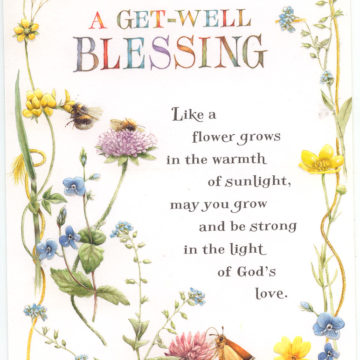 24 Comforting Printable Get Well Cards KittyBabyLove