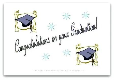 22 Charming Printable Graduation Cards KittyBabyLove