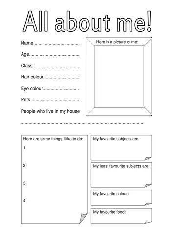fact file layout